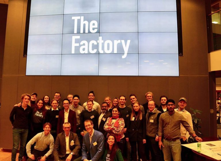 The Factory Demo Day